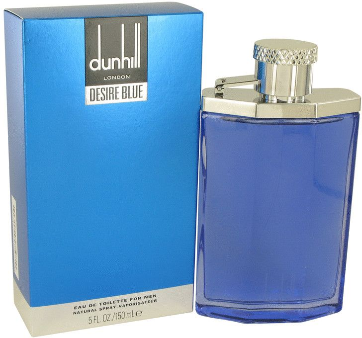 Desire Blue by Alfred Dunhill for Men - Eau de Toilette, 150ml
