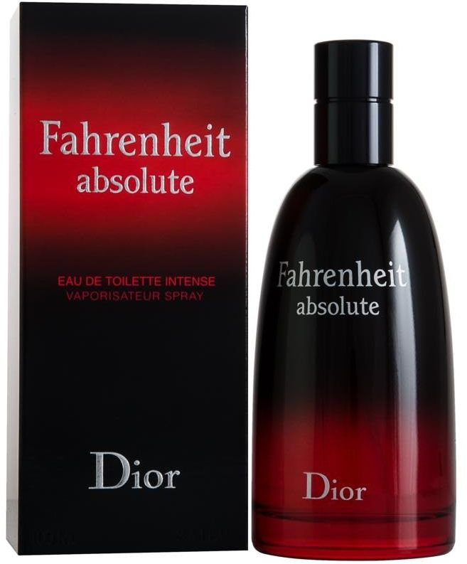 Dior Fahrenheit Absolute For Men -Eau de Toilette, 100 ml-