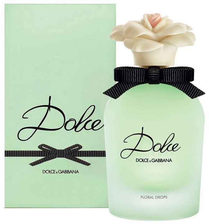 Dolce Floral Drops by Dolce & Gabbana for Women - Eau de Toilette, 75ml