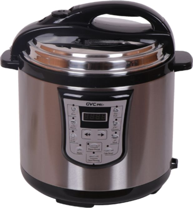 Electric Pressure Cookers GVC PRO 6 L - GVC-1000