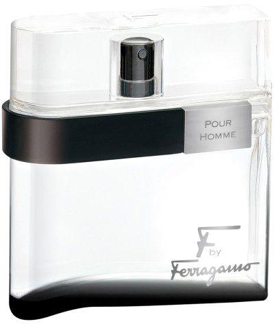 F by Ferragamo Black Pour Homme by Salvatore Ferragamo for Men - Eau de Toilette, 100ml