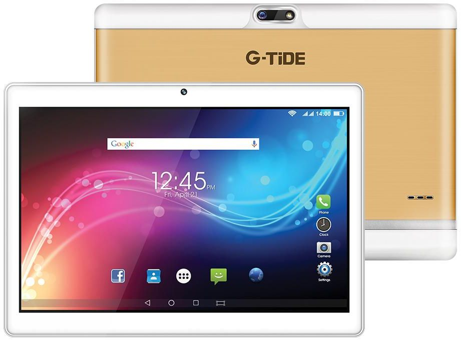 G-TiDE innovation G27 3G Tablet 10.1Inch Gold