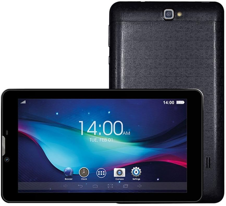 G-Tide Tablet 7 Inch 3 G Black with smart watch