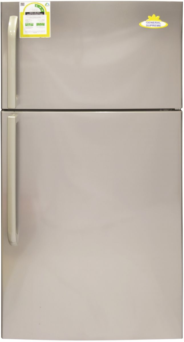 General Supreme Refrigerator 2 Door Frezeer Top, 9.49 Cft - GS92SS