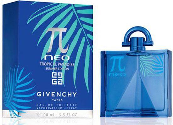 Givenchy Pi Neo Tropical Paradise for Men [100 ml, Eau de Toilette]