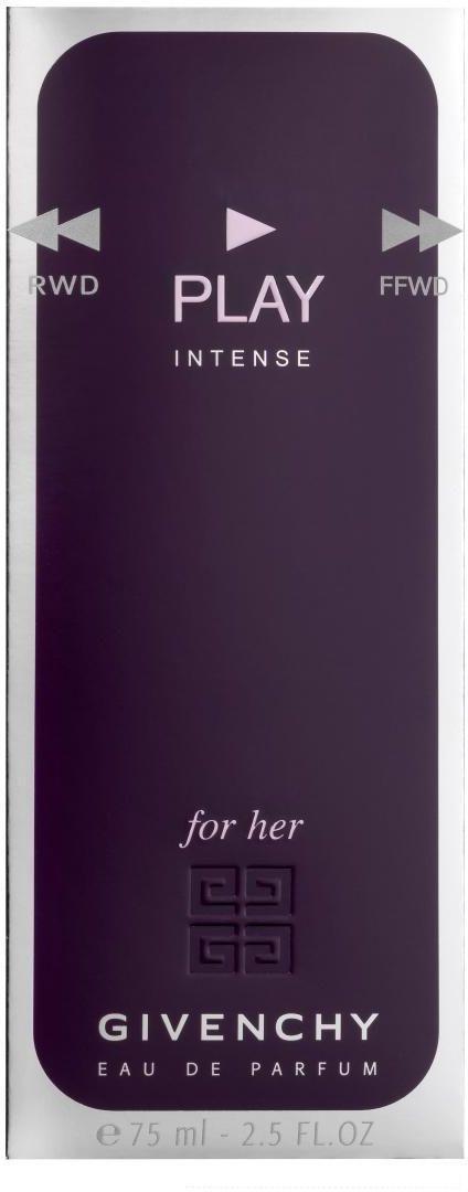 Givenchy Play Intense Eau de Parfum for Women 75ml