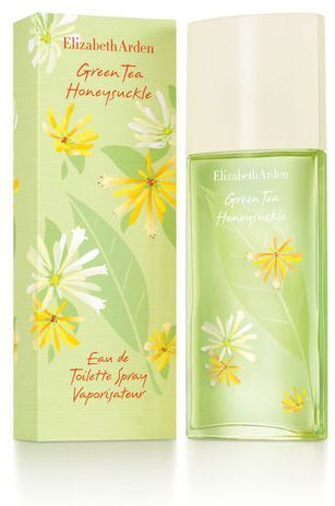 Green Tea Honeysuckle by Elizabeth Arden for Women - Eau de Toilette, 100ml