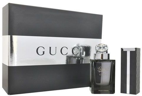 Gucci Gucci Pour Homme Set 90 ML - Eau de Toilette - for Men