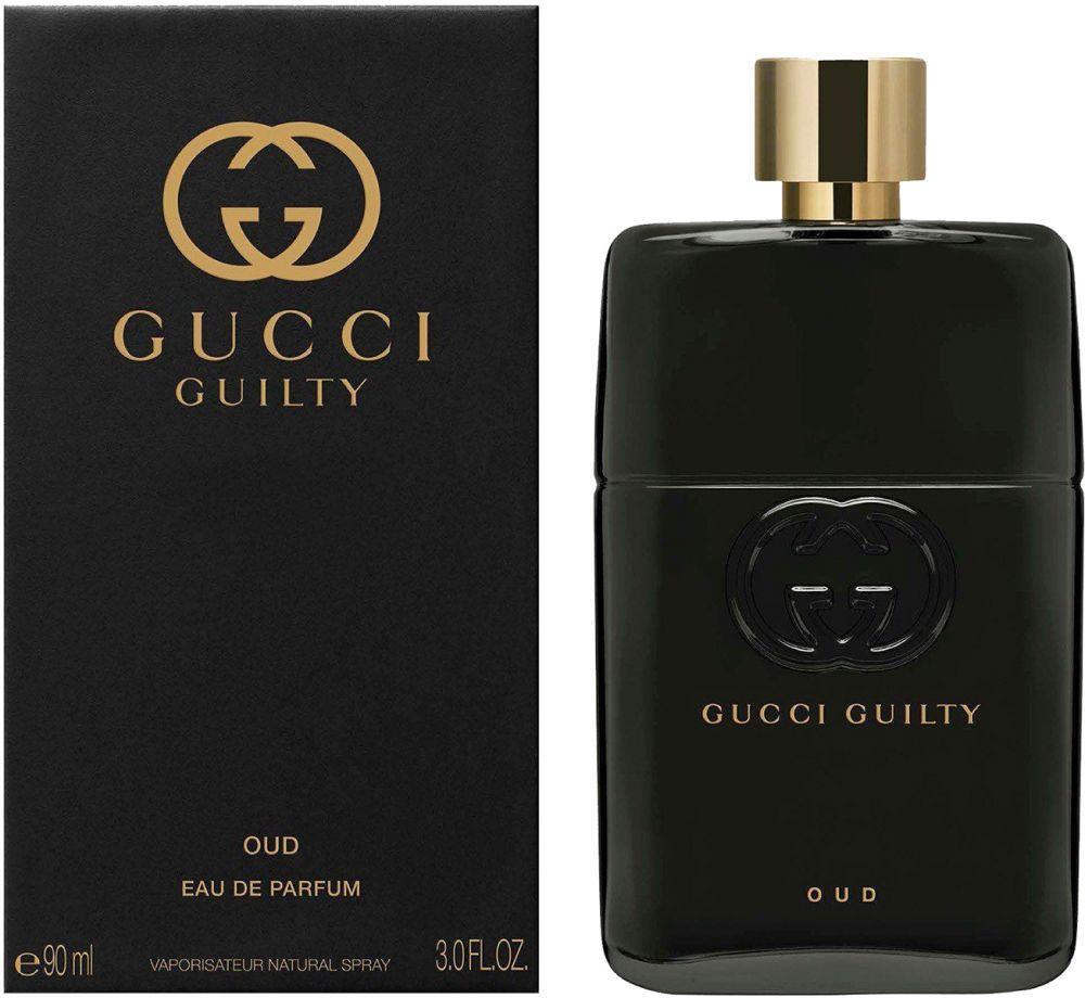 Gucci Guilty Oud, Eau De Parfum for Men - 90 ml
