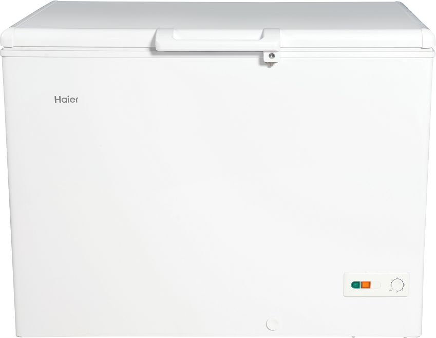 Haier Chest Freezer 309 Ltrs. 10.9 CuFt. Capacity – White