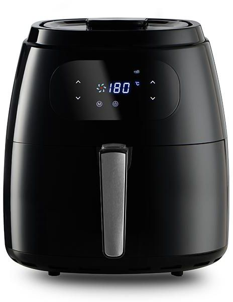Healthy Fryer Without oil Large XXL size 9 Liter - AL7304 - touch pad
