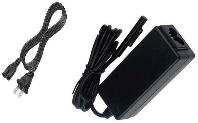 Home Charger for Microsoft Surface Pro 3 Pro 4 Pro 5 Power Supply 12 V 2.58 A Model KS1203000