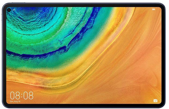 Huawei MatePad Pro Tablet - 10.8 Inch, 128GB, 6GB RAM, Wifi - Midnight Grey