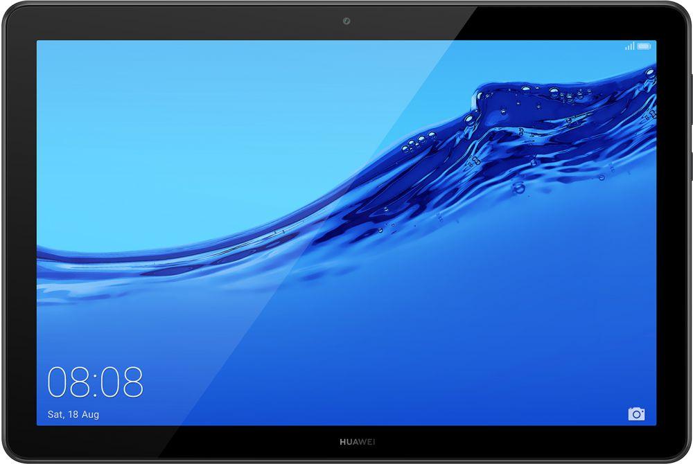 Huawei Media Pad T5 - 10.1 inch, 16G, 2 GB Ram, 4G LTE - Black