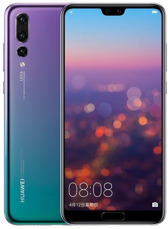 Huawei P20 Pro Dual Sim - 128 GB, 6 GB Ram, 4G LTE, Twilight