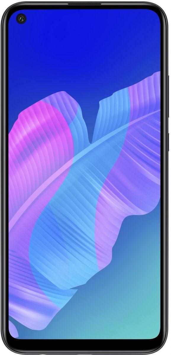 Huawei Y7p Dual SIM - 64GB, 4GB RAM, 4G LTE - Midnight Black