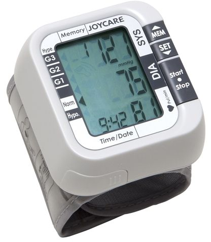 joycare jc-110 Wrist blood pressure monitor jc-110