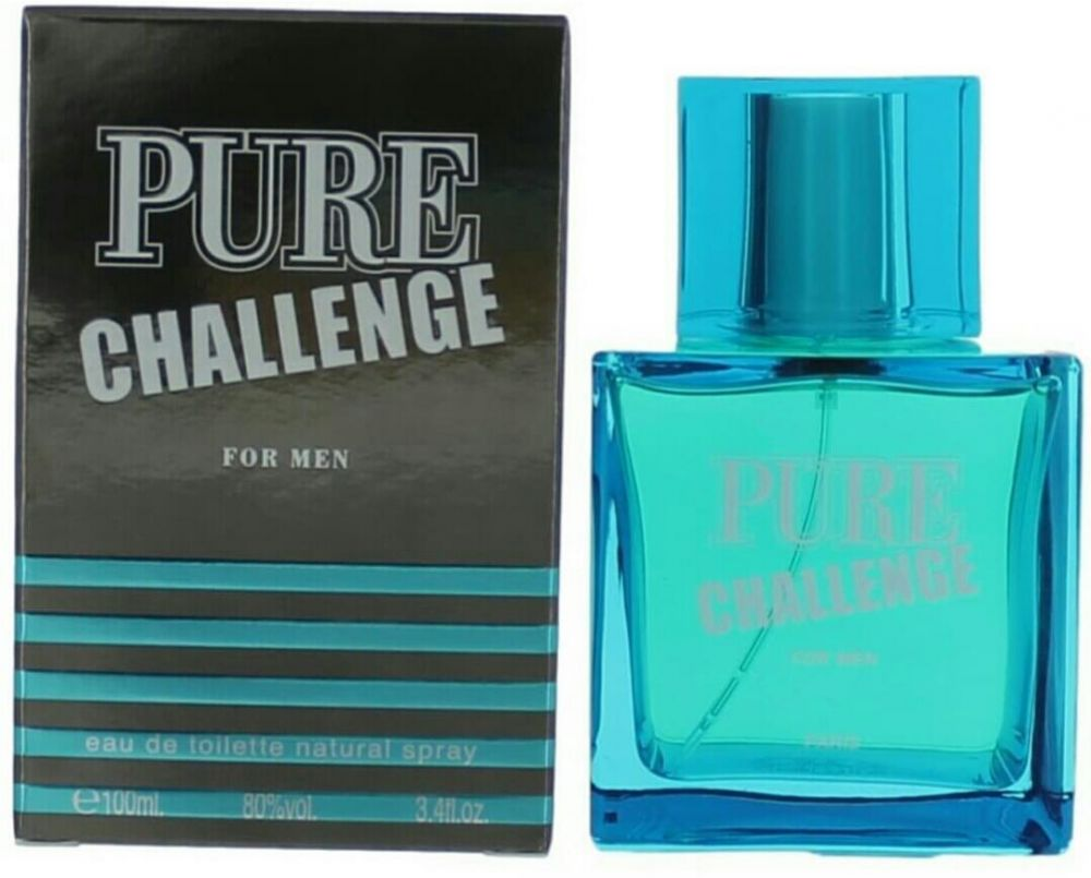Karen Low - Geparlys Pure Challenge For Men 100ml - Eau de Toilette