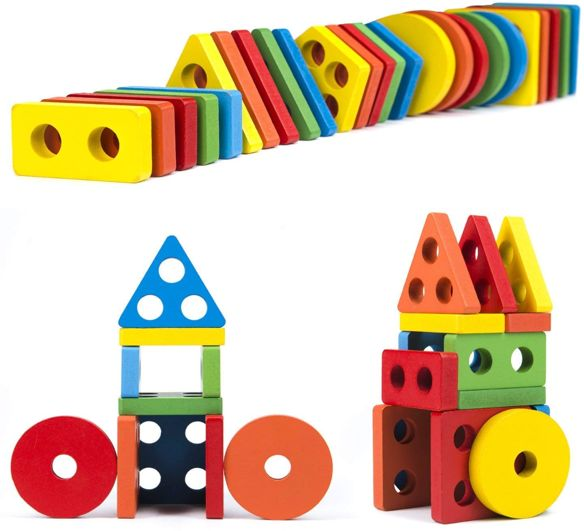 Kids educational toys, sorter board and shape recognition, early education and skill-building