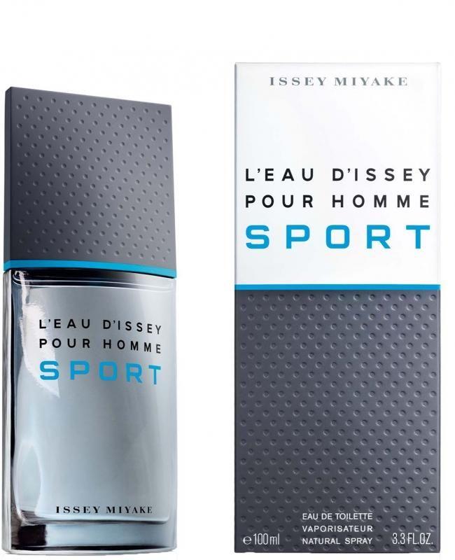 L'Eau d'Issey Pour Homme Sport Issey Miyake for men - 100ml, Eau de Toilette