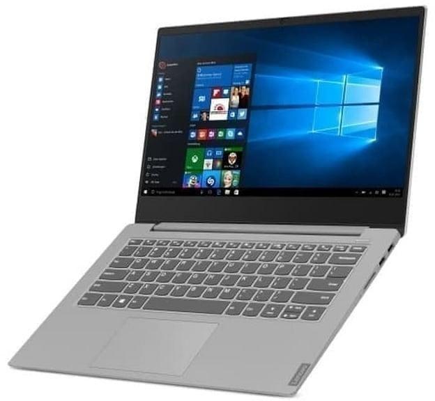 Lenovo ideapad 340s Laptop , Core i5-8265U Processor , 14 inch , 1TB Hard Drive , 4G DDR4 RAM , Windows 10 Home , Grey