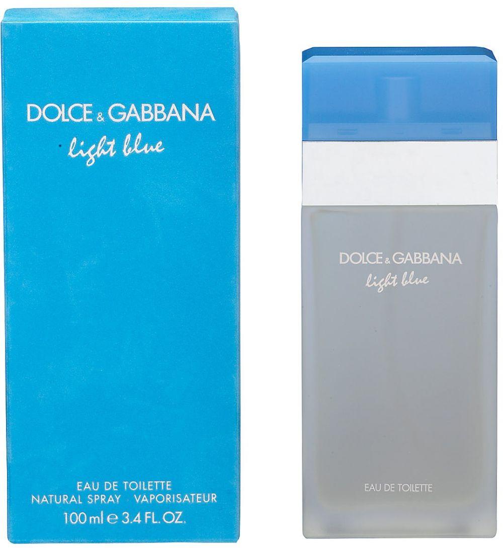 Light Blue by Dolce & Gabbana for Women - Eau de Toilette, 100 ml