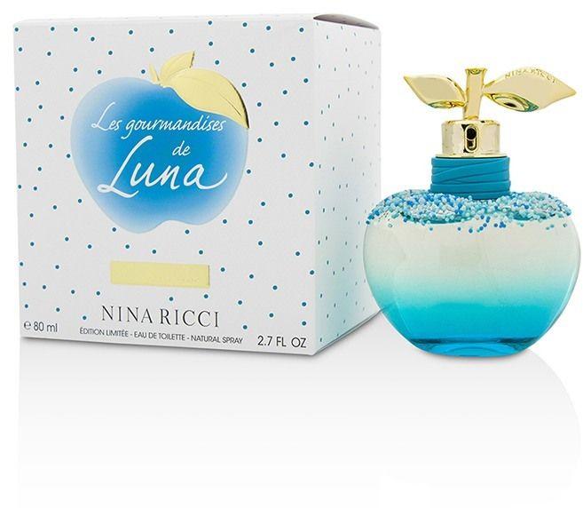 Luna Gourmandises by Nina Ricci for Women - Eau de Toilette 80ml