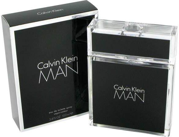 Man by Calvin Klein for Men - Eau de Toilette, 100ml