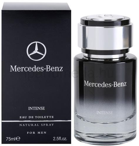 Mercedes Benz Intense for Men -75ml, Eau de Toilette-
