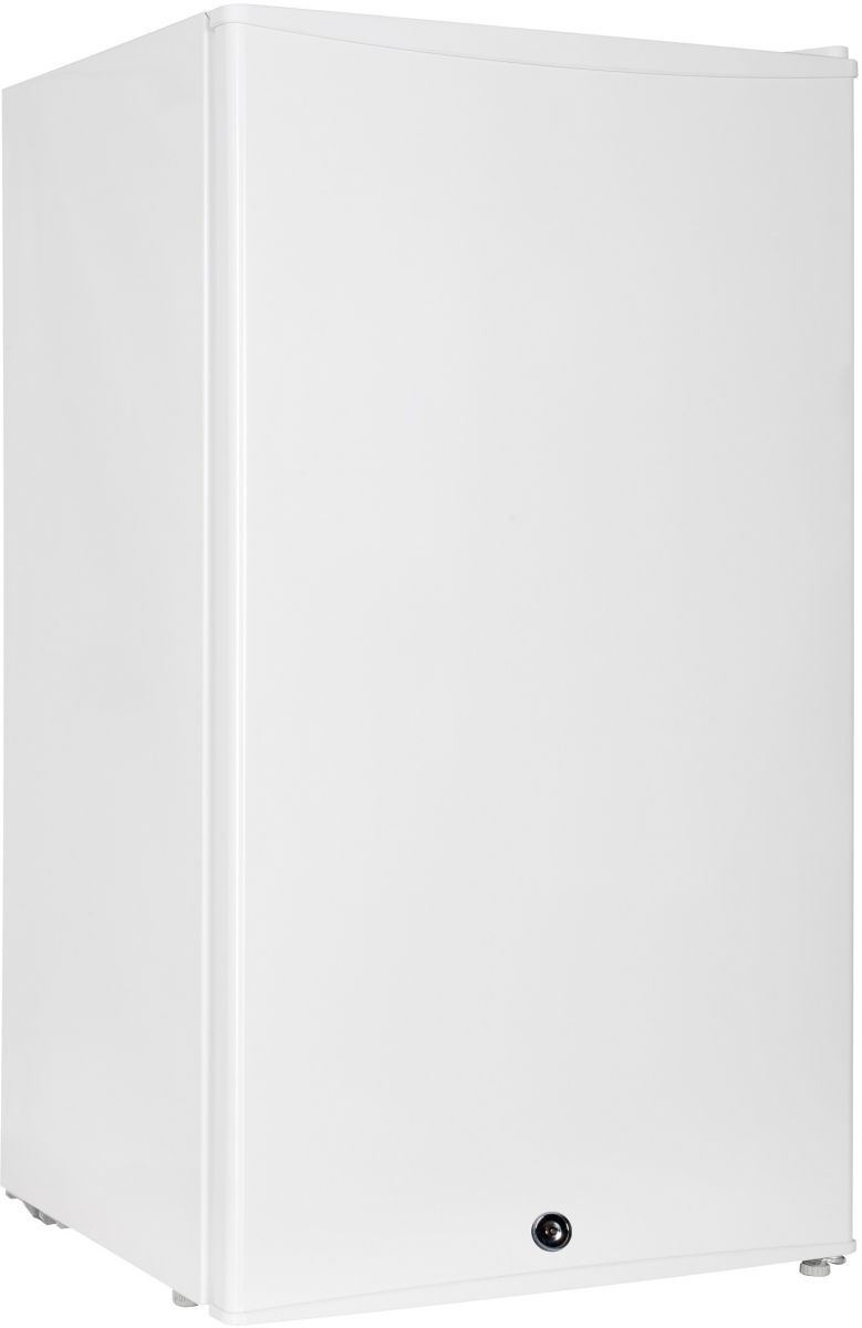 Midea 121 Liter Manual Defrost Freezer On Top Refrigerator - HS121L