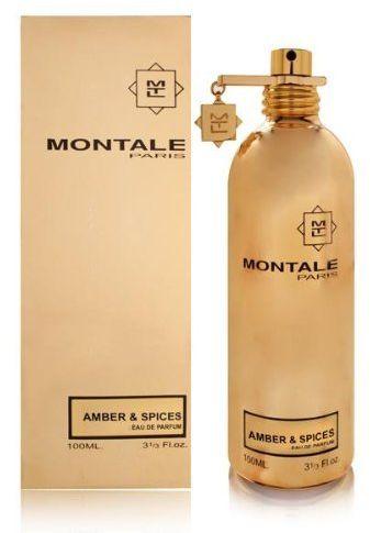 Montale Amber & Spices Eau de Parfum for Men & Women 100ml