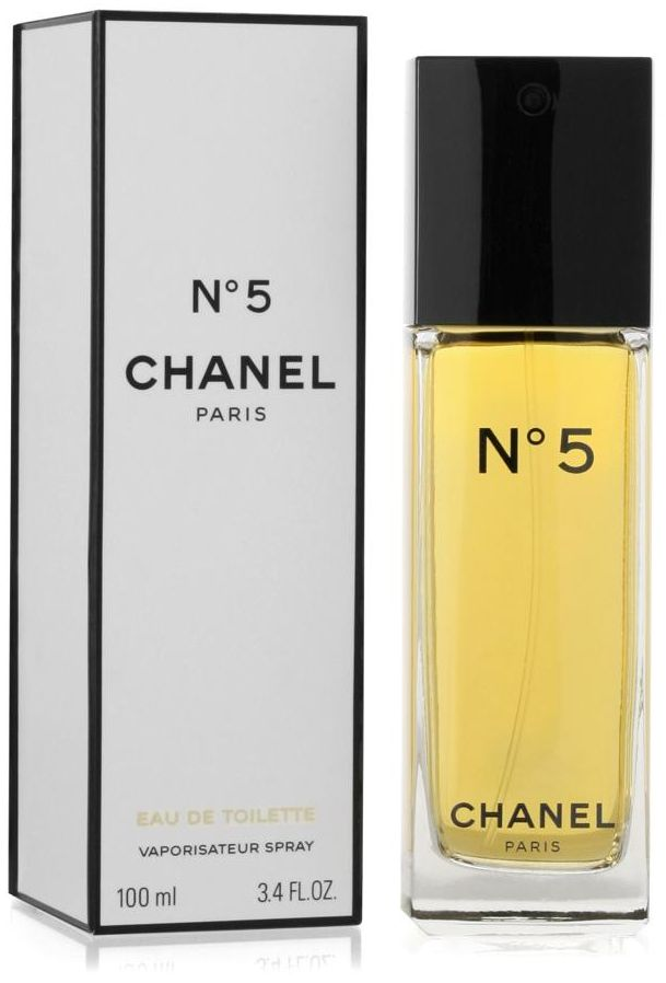 N°5 by Chanel for Women - Eau de Toilette, 100 ml