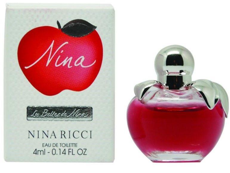 Nina Ricci Les Belles De Nina Mini For Women 4ml - Eau de Toilette