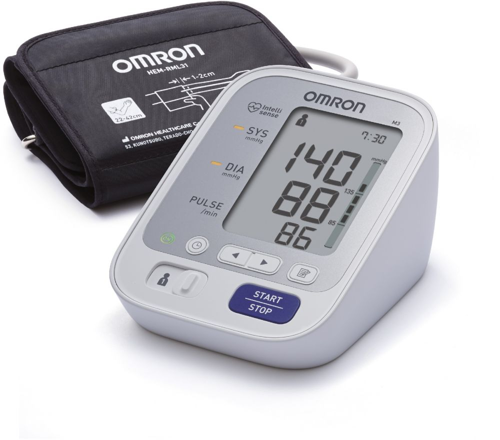 Omron M3 INTELLISENSE Blood Pressure Monitor