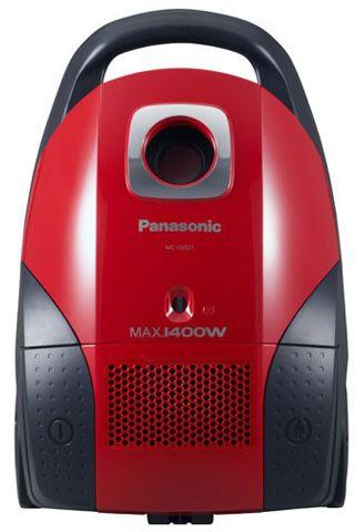 Panasonic MC-CG521 Vacuum Cleaner Red
