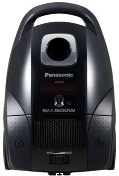 Panasonic MC-CG523 Vacuum Cleaner Black