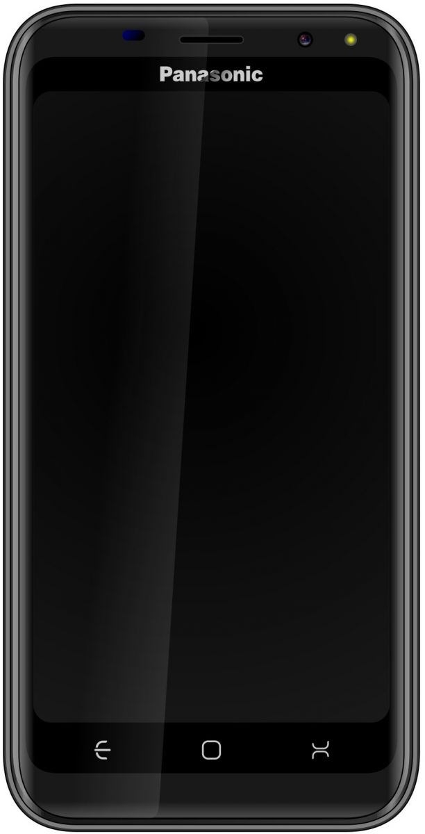 Panasonic P100 Dual Sim 16 GB 1 GB Ram 4G LTE Black