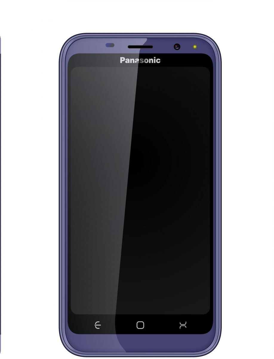 Panasonic P100 Dual Sim 16 GB 1 GB Ram 4G LTE Blue