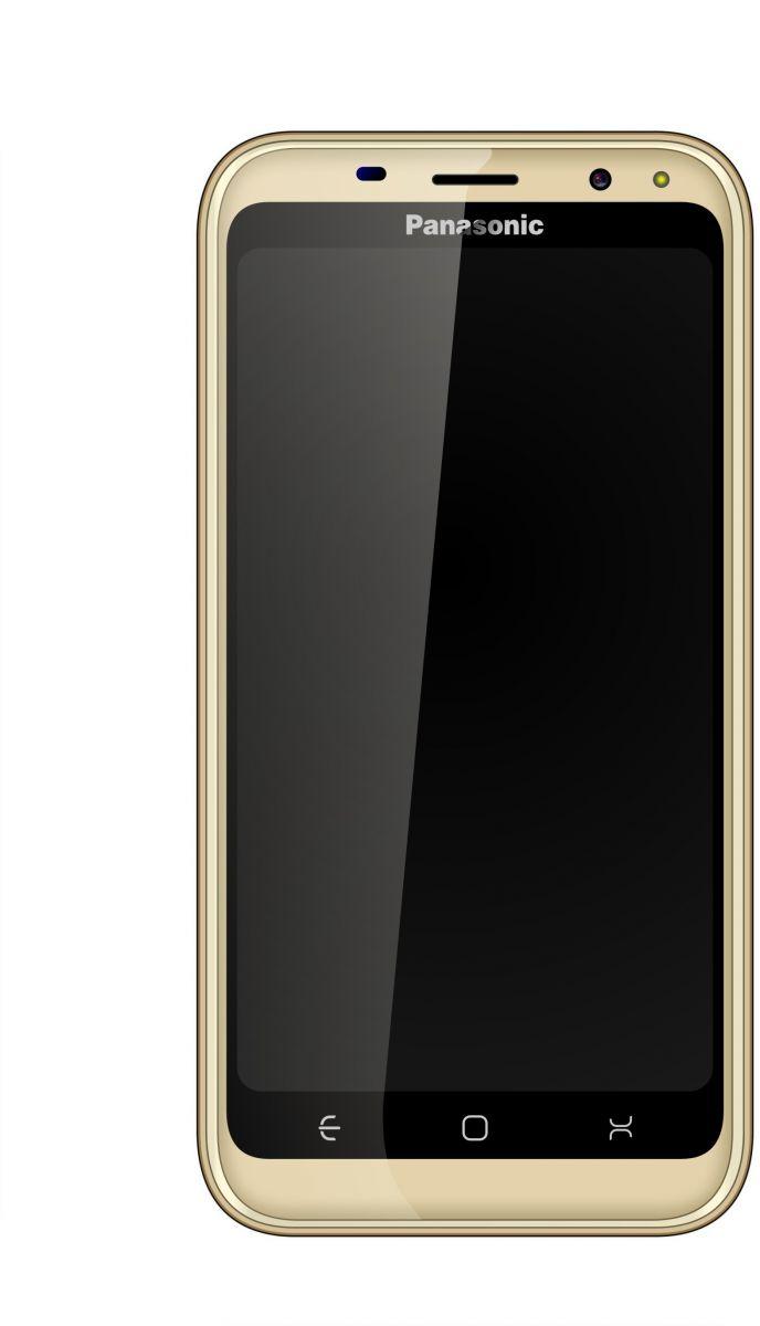 Panasonic P100 Dual Sim 16 GB 1 GB Ram 4G LTE Gold