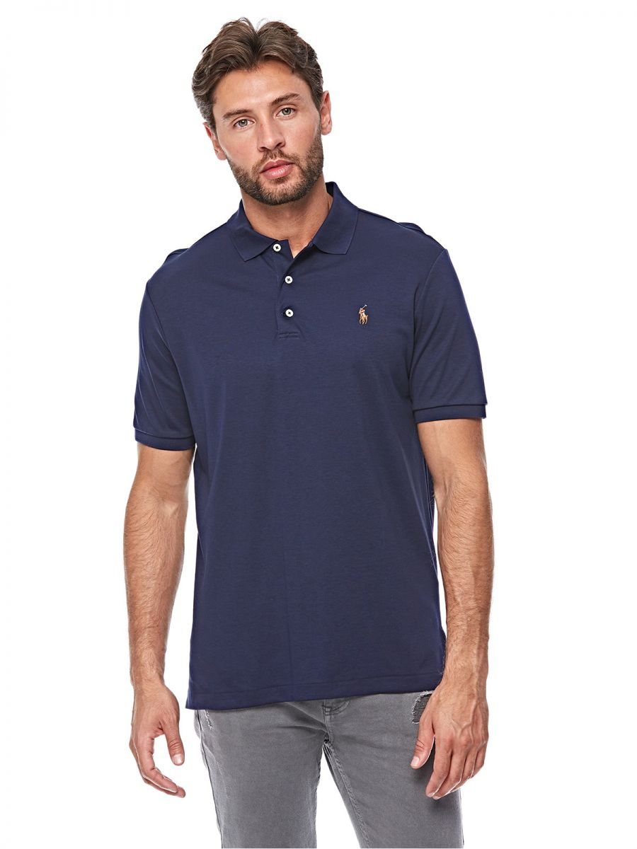 Polo Ralph Lauren Polo T-Shirt for Men - French Navy,L