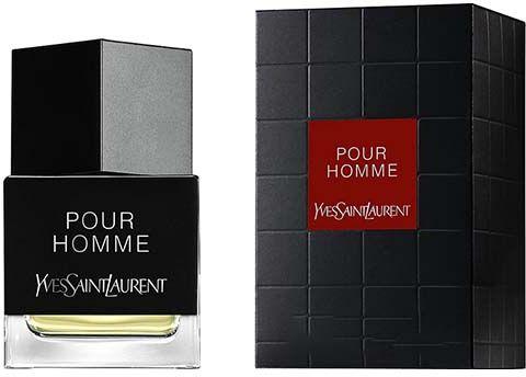 Pour Homme by Yves Saint Laurent for Men - Eau de Toilette, 80ml