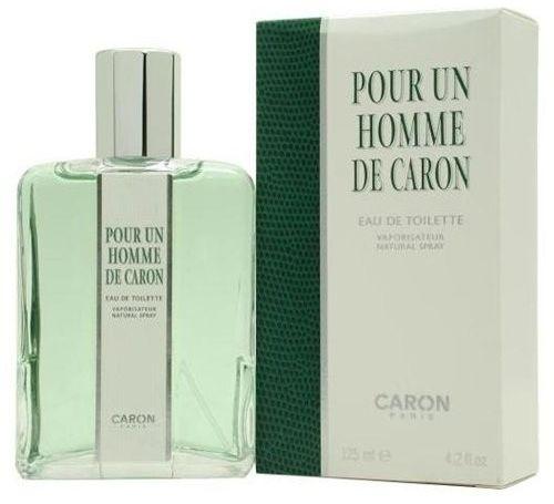 Pour Un Homme De Caron Eau de Toilette for Men 125 ml