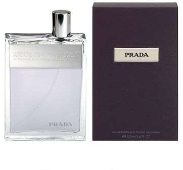 Prada Amber Pour Homme For Men 100ml - Eau de Toilette