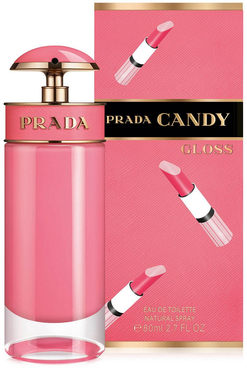 Prada Candy Gloss by Prada for Women - Eau de Toilette, 80 ml