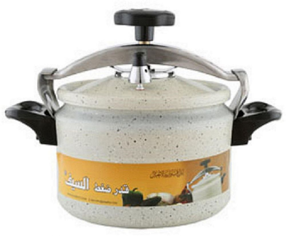 Pressure cooker granite from Alsaif 11L