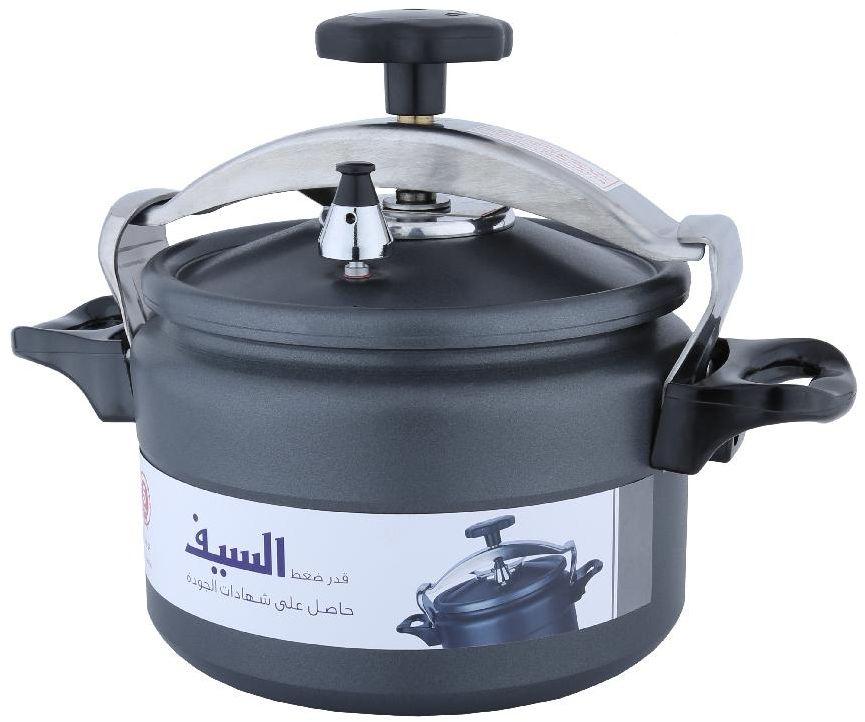 Pressure cooker granite from Alsaif 7L