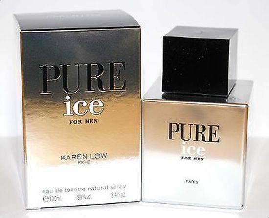 Pure Ice Karen Low Perfume for Women, 100ml
