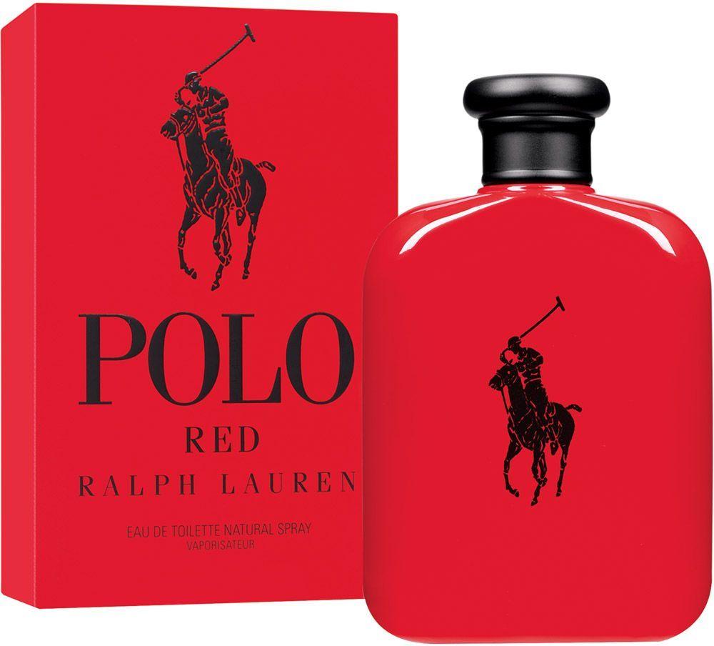 Ralph Lauren Polo Red for Men -125 ml, Eau De Toilette-