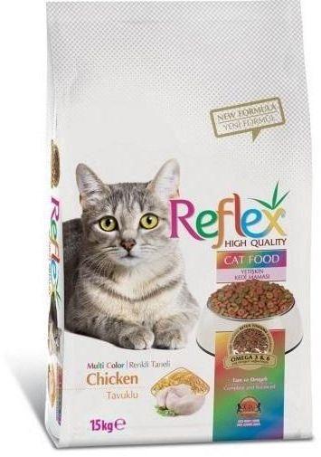Reflex Multi Color Adult Cat Chicken 15 kg