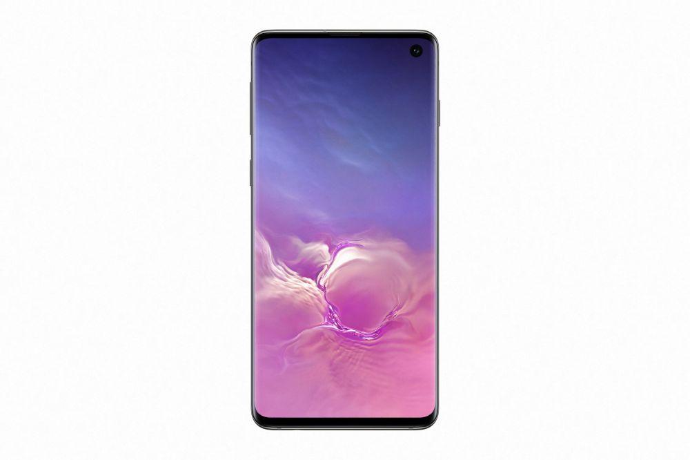 Samsung Galaxy S10 Dual Sim - 128 GB, 8 GB, 4G LTE, Prism Black, Sm-G973FzkdXSg